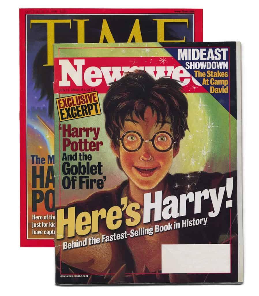 С 20-летием, Гарри Поттер