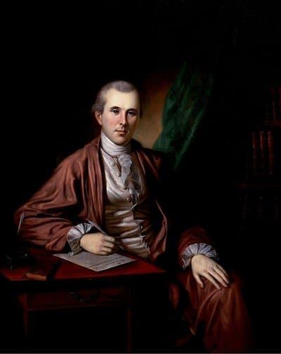 Rush ': Другой отец-основатель из Филадельфии, названный Бенджамином